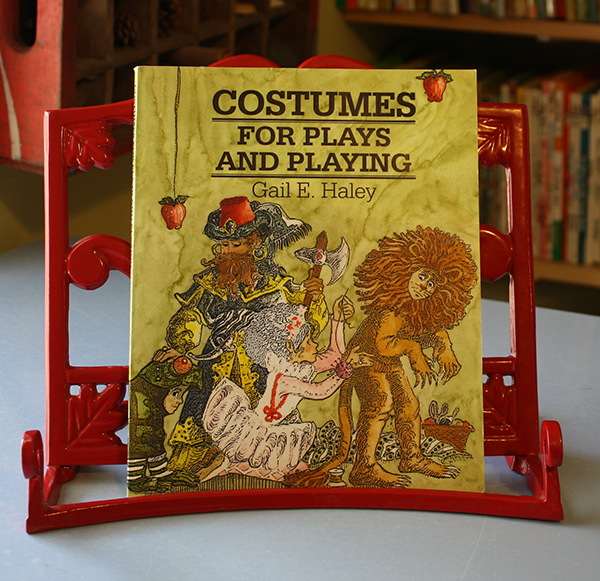 Reading, the Imagination and Costume Play