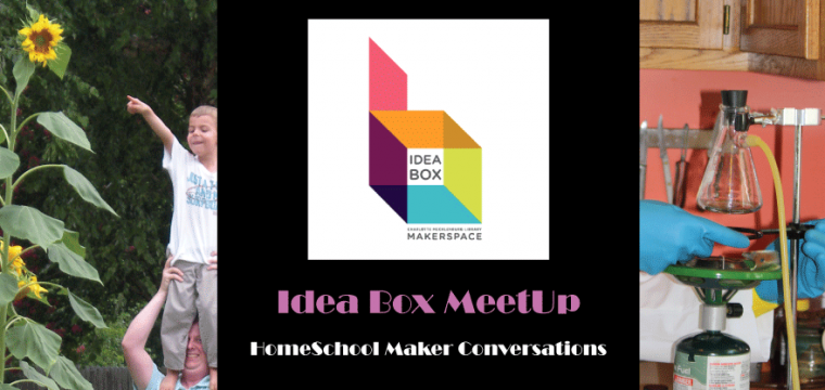 Meet Us At The CMLibrary Idea Box