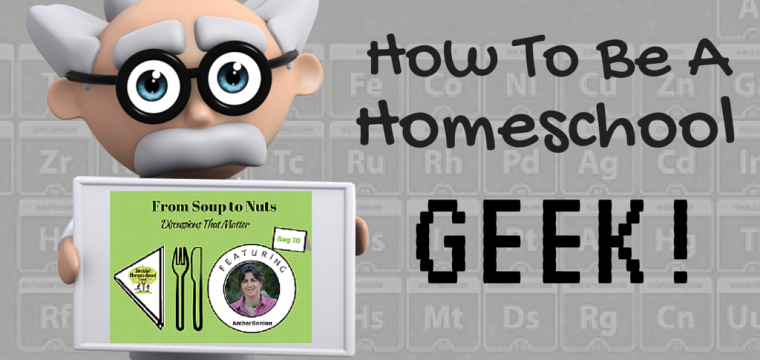How To Be A Homeschool Geek!