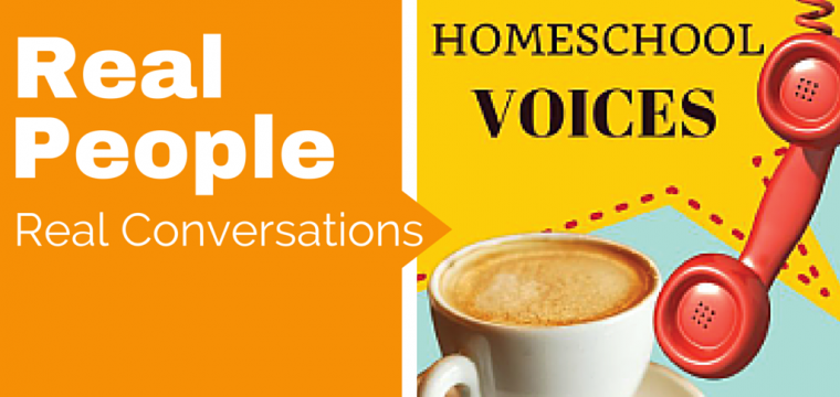 New Homeschool Voices Page