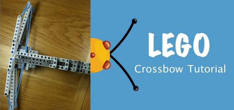Build a Crossbow from Legos